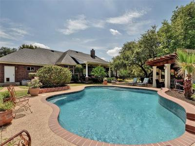 Hays County Single Family Home For Sale: 100 Mourning Dove Ln