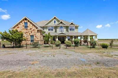 Lockhart Single Family Home For Sale: 100 Mayfield Ln