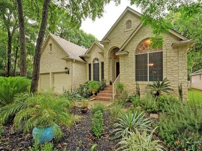 Hays County, Travis County, Williamson County Single Family Home For Sale: 10107 Wild Dunes Dr