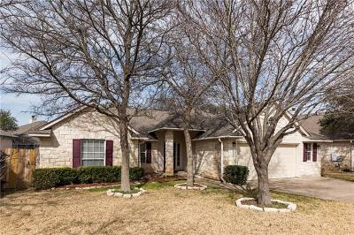Cedar Park Single Family Home For Sale: 907 Old Mill Rd