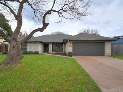 Georgetown Single Family Home For Sale: 3303 Rocky Hollow Trl