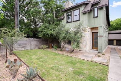 Austin TX Condo/Townhouse For Sale: $595,000
