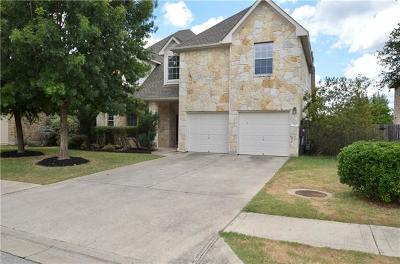 Single Family Home For Sale: 12529 Rush Creek Ln
