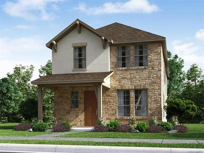 Round Rock Single Family Home For Sale: 2908 Harvester Ln