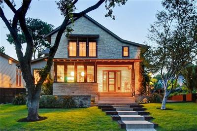 Austin Single Family Home For Sale: 2010 Schulle Ave
