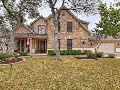 Round Rock Single Family Home For Sale: 1903 Nueltin Ct