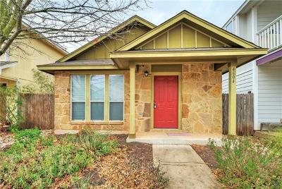 Austin Condo/Townhouse For Sale: 4604 Best Way Ln