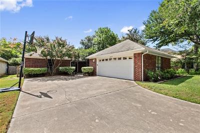Hays County, Travis County, Williamson County Single Family Home For Sale: 10007 Brantley Bnd