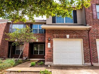 Leander Condo/Townhouse Pending - Taking Backups: 6 Verde Ranch Loop