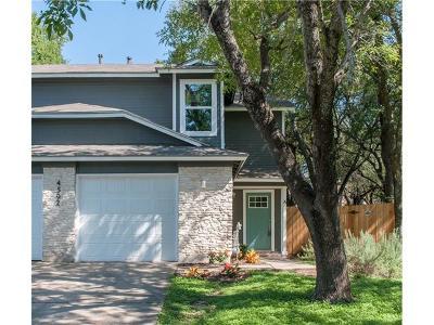 Condo/Townhouse For Sale: 4502 Dorsett Oaks Cir #A