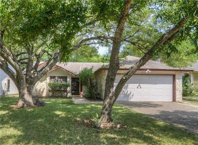 Hays County, Travis County, Williamson County Single Family Home For Sale: 9110 Curlew Dr