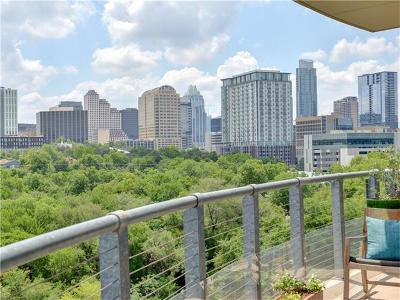 Condo/Townhouse For Sale: 901 W 9th St #605
