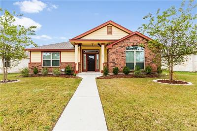 Pflugerville Single Family Home Pending - Taking Backups: 809 Bryce Cyn