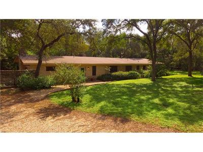 Austin Single Family Home For Sale: 6401 Emerald St