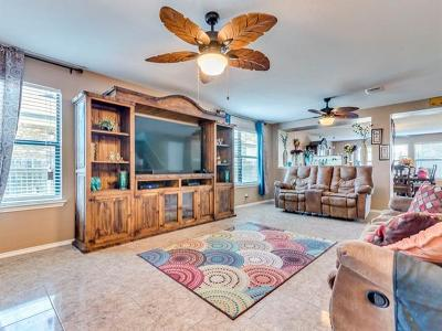 Kyle  Single Family Home For Sale: 122 Rummel Dr
