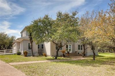 Austin Single Family Home For Sale: 115 Heritage Dr
