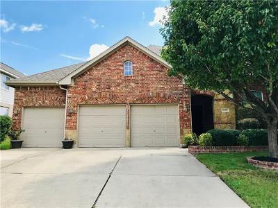 Pflugerville Single Family Home For Sale: 2520 Quiet Water Pass