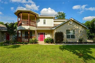 Seguin Single Family Home For Sale: 801 N Milam St