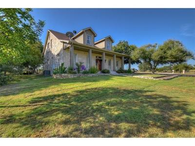 Burnet County, Lampasas County, Bell County, Williamson County, llano, Blanco County, Mills County, Hamilton County, San Saba County, Coryell County Farm For Sale: 1435 County Road 200a