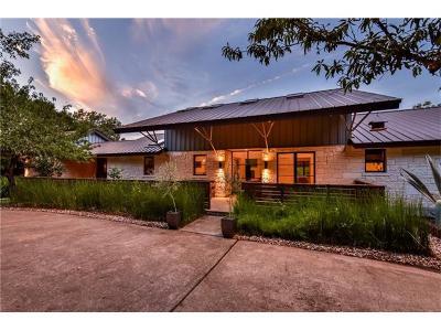 Travis County Single Family Home Pending - Taking Backups: 64 Sundown Pkwy