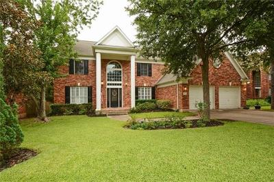 Austin Single Family Home Pending - Taking Backups: 6425 Aden Ln