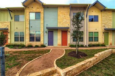 Austin Condo/Townhouse For Sale: 7805 Cooper Ln #204