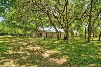 Austin Single Family Home For Sale: 11505 Sombrero Dr
