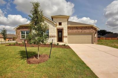 Bastrop Single Family Home For Sale: 268 Rimrock Ct