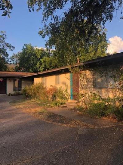 Austin Multi Family Home For Sale: 3002 Windsor Rd