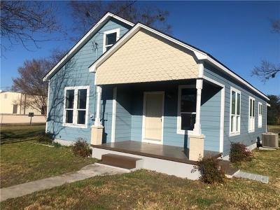 Williamson County Single Family Home For Sale: 202 N Patterson Ave