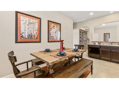 Round Rock Condo/Townhouse For Sale: 2880 Donnell Dr #2401