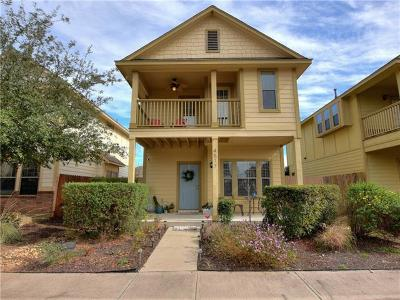 Austin Single Family Home For Sale: 4517 Credo Ln