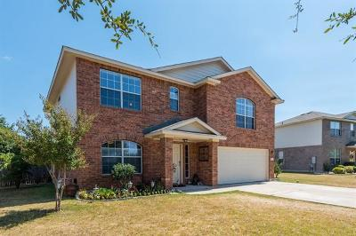 Leander Single Family Home For Sale: 806 Rubles Ct