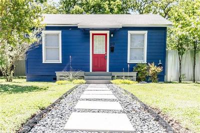 Austin Single Family Home For Sale: 213 Franklin Blvd