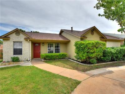 Austin Single Family Home For Sale: 10208 Diamondback Trl