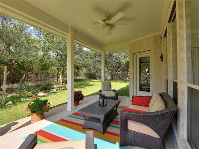 Cedar Park Single Family Home Pending - Taking Backups: 707 Hegarty Dr