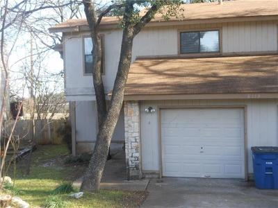 Austin Multi Family Home For Sale: 8115 Ceberry Dr