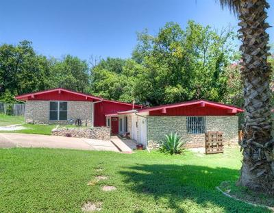 Austin Single Family Home For Sale: 6804 Millikin Cv