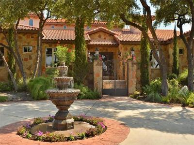 Lakeway Single Family Home Pending - Taking Backups: 15300 Kollmeyer Dr