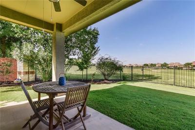 Round Rock Condo/Townhouse For Sale: 4332 Teravista Club Dr #13