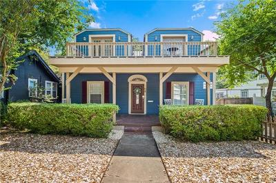 Austin Single Family Home For Sale: 705 E 32nd St