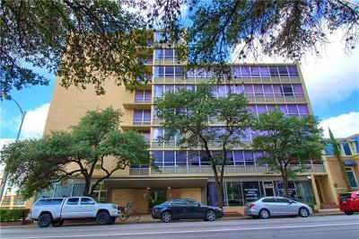 Condo/Townhouse For Sale: 1800 Lavaca St #102