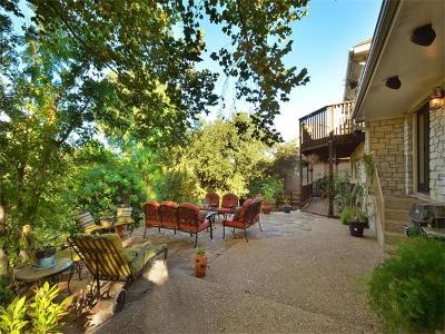 Austin Single Family Home For Sale: 8500 Adirondack Cv