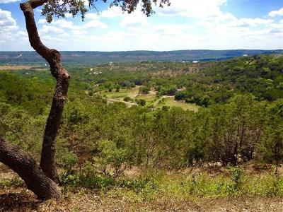 Wimberley Single Family Home For Sale: 86.2708 acres of Vista Verde Path