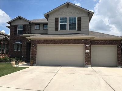 Buda, Kyle Single Family Home For Sale: 162 Orchard Hill Trl