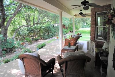 Salado Single Family Home Active Contingent: 1301 Salado Oaks Dr