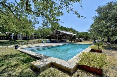 Dripping Springs Single Family Home For Sale: 300 Blue Creek Dr
