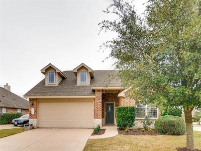 Pflugerville Single Family Home Pending - Taking Backups: 18720 Jana Patrice Dr