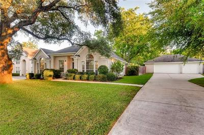 Hays County, Travis County, Williamson County Single Family Home For Sale: 12020 Emerald Oaks Dr