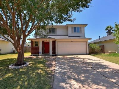Single Family Home For Sale: 6741 Sabrina